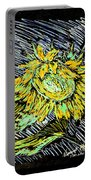 Astoria Sunflower Study 2 Portable Battery Charger