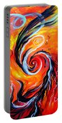 Astral Travels. Fire Way Out Of The Death Portable Battery Charger