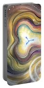 Astral Vision. Mind Concentration Portable Battery Charger