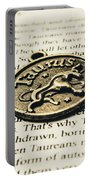 Astrological Definition In Taurus Portable Battery Charger