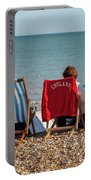 At The Seaside Portable Battery Charger