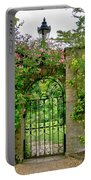 At The Secrete Gate To The Garden. Portable Battery Charger