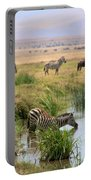 At The Watering Hole Portable Battery Charger