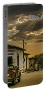 Atardecer Suchitoto Portable Battery Charger