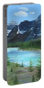 Athabasca River Portable Battery Charger
