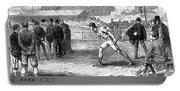 Athletics: Shot Put, 1875 Portable Battery Charger