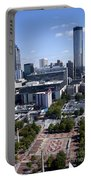 Atlanta Georgia Skyline Portable Battery Charger