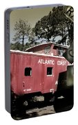 Atlantic Coast  Line Railroad Carriage Portable Battery Charger