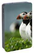 Atlantic Puffins Portable Battery Charger