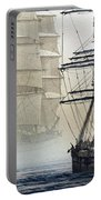 Atlas And Inverclyde Portable Battery Charger by James Williamson