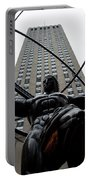 Atlas New York City Portable Battery Charger