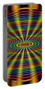 Atomic Rainbow Portable Battery Charger