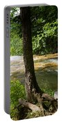 Atop Falling Spring Fall Portable Battery Charger