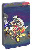 Atv Racing Portable Battery Charger
