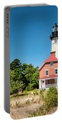 Au Sable Point Lighthouse Portable Battery Charger