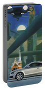 Audi Gaudi - The Retro Of The Future Portable Battery Charger