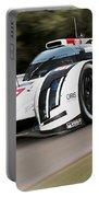Audi R18 E-tron, Le Mans - 03 Portable Battery Charger