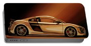 Audi R8 2007 Painting Portable Battery Charger