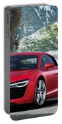 Audi R8 Portable Battery Charger