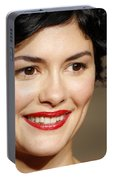 Audrey Tautou Portable Battery Charger
