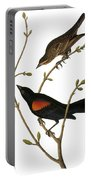 Audubon: Blackbird Portable Battery Charger
