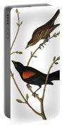 Audubon: Blackbird Portable Battery Charger