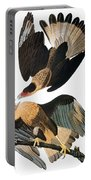 Audubon: Caracara, 1827-38 Portable Battery Charger