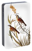 Audubon: Dickcissel Portable Battery Charger