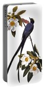 Audubon Flycatcher, 1827 Portable Battery Charger