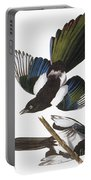 Audubon: Magpie Portable Battery Charger