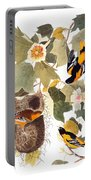 Audubon: Oriole Portable Battery Charger