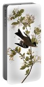 Audubon: Pewee, 1827-38 Portable Battery Charger