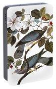 Audubon: Pigeon Portable Battery Charger