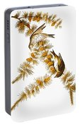 Audubon: Siskin Portable Battery Charger