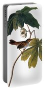 Audubon: Sparrow, 1827-38 Portable Battery Charger