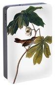 Audubon: Sparrow, 1827-38 Portable Battery Charger
