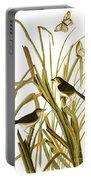Audubon: Sparrow, (1827) Portable Battery Charger
