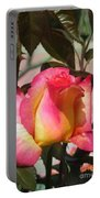 Aurora Color Rose Bud. Wow Portable Battery Charger