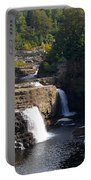 Ausable Falls Portable Battery Charger