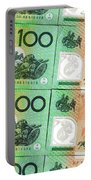 Aussie Dollars 09 Portable Battery Charger