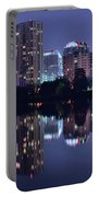 Austin In Lady Bird Lake Portable Battery Charger