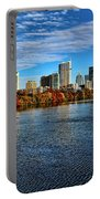 Austin Skyline From Lou Neff Point Portable Battery Charger