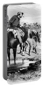 Australia: Cowboys, 1864 Portable Battery Charger
