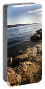 Australian Bay In Eastern Tasmania Portable Battery Charger