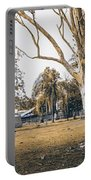 Australian Rural Countryside Landscape Portable Battery Charger