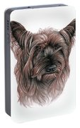 Australian Terrier Portable Battery Charger