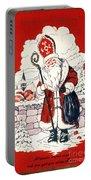 Austrian Christmas Card Portable Battery Charger