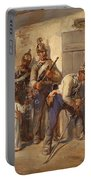 Austrian Dragoons Portable Battery Charger