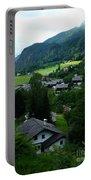 Austrian Landscape Portable Battery Charger
