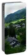 Austrian Landscape Portable Battery Charger